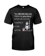 A Wise Man Once Said - DM07 Classic T-Shirt thumbnail