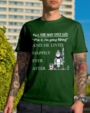 A Wise Man Once Said - DM07 Classic T-Shirt lifestyle-mens-crewneck-front-8