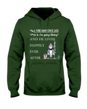 A Wise Man Once Said - DM07 Hooded Sweatshirt thumbnail