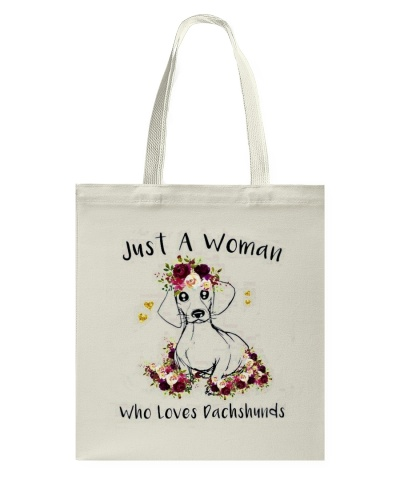 Just a woman who loves dachshunds EL11