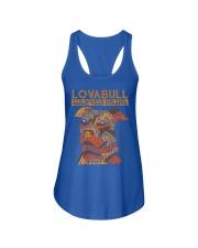 Lovabull TT99 Ladies Flowy Tank front