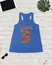 Lovabull TT99 Ladies Flowy Tank lifestyle-bellaflowy-tank-front-5