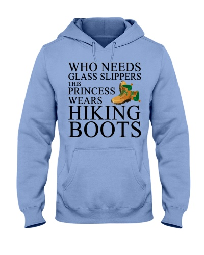 This Princess Wears Hiking Boots NO96