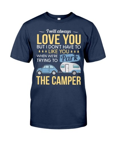 When We're Trying To Park The Camper PT27