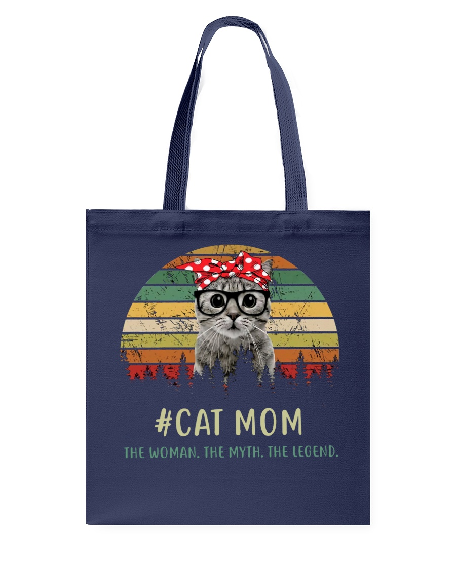 Cat Mom TM99 Tote Bag