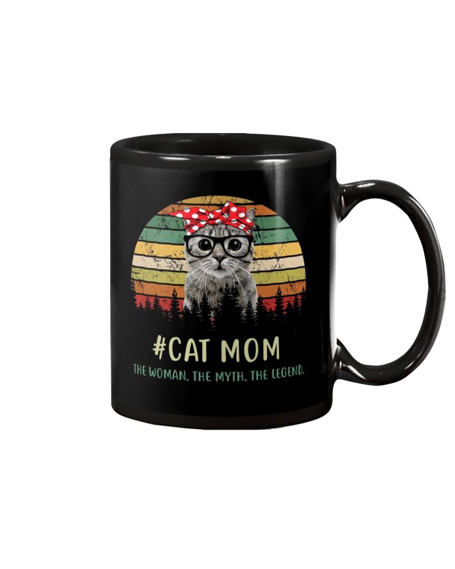 Cat Mom TM99 Mug