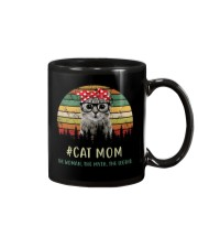 Cat Mom TM99 Mug tile