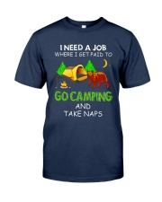 I Need A Job VD14 Classic T-Shirt tile