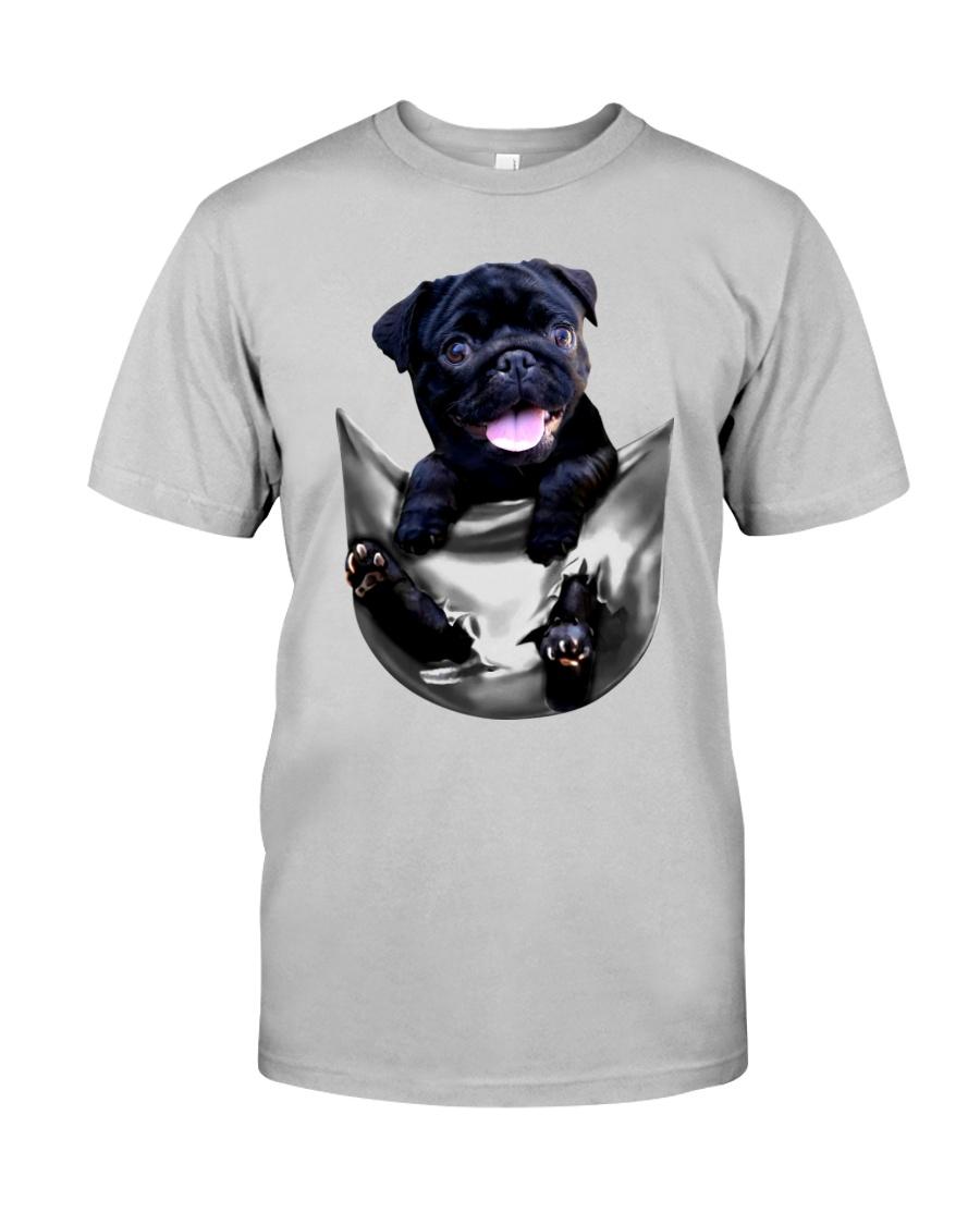 Cute Pug TT99 Classic T-Shirt
