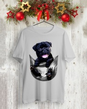 Cute Pug TT99 Classic T-Shirt lifestyle-holiday-crewneck-front-2