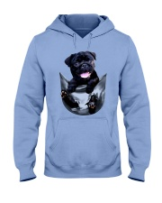 Cute Pug TT99 Hooded Sweatshirt thumbnail