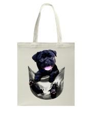 Cute Pug TT99 Tote Bag thumbnail