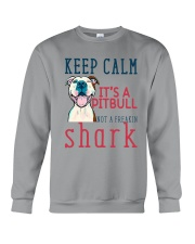 Keep Calm It's A Pitbull HT10 Crewneck Sweatshirt tile
