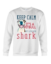 Keep Calm It's A Pitbull HT10 Crewneck Sweatshirt thumbnail