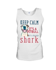 Keep Calm It's A Pitbull HT10 Unisex Tank thumbnail