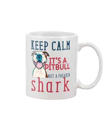 Keep Calm It's A Pitbull HT10