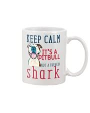 Keep Calm It's A Pitbull HT10 Mug thumbnail