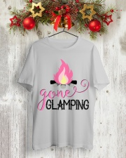 Gone Glamping TT99 Classic T-Shirt lifestyle-holiday-crewneck-front-2