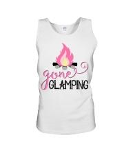 Gone Glamping TT99 Unisex Tank thumbnail