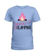Gone Glamping TT99 Ladies T-Shirt thumbnail