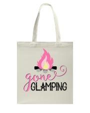 Gone Glamping TT99 Tote Bag thumbnail