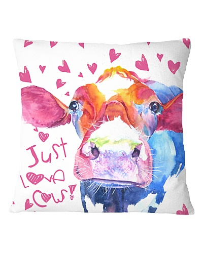 Just Love Cow All Over Tshirt AY81