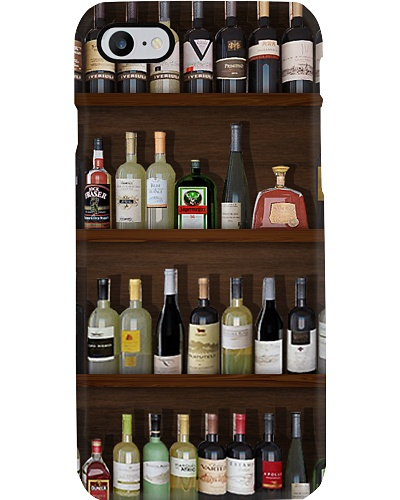 Wine Shelf Phone Case AY81