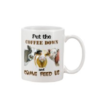 Put The Coffee Down NO96 Mug front