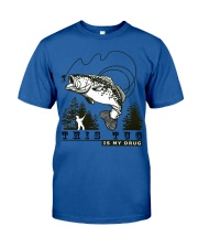 This Tug Is My Drug HV9 Classic T-Shirt front