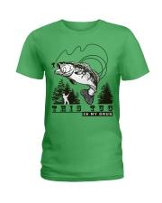 This Tug Is My Drug HV9 Ladies T-Shirt thumbnail