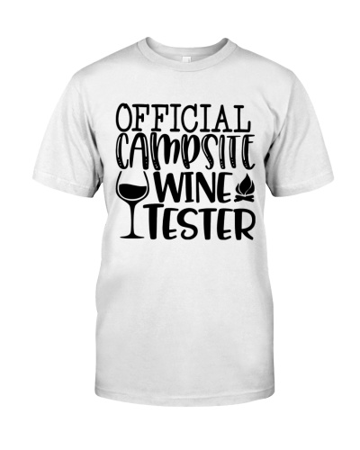 Official Campsite Wine Tester TT99