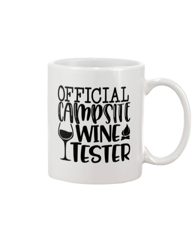 Official Campsite Wine Tester TT99