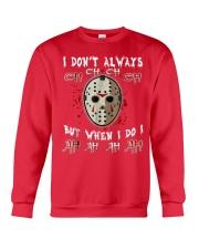 Halloween Horror Movie Killer Tshirt Crewneck Sweatshirt thumbnail