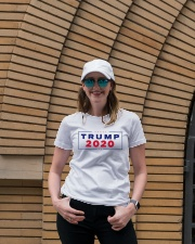 Trump 2020 T-Shirt Premium Fit Ladies Tee lifestyle-women-crewneck-front-4