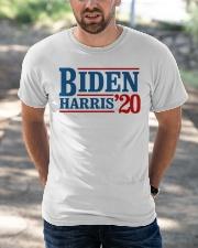 Biden Harris 2020 T Shirt Classic T-Shirt apparel-classic-tshirt-lifestyle-front-50