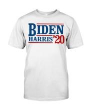 Biden Harris 2020 T Shirt Classic T-Shirt front