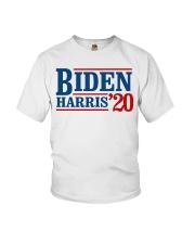 Biden Harris 2020 T Shirt Youth T-Shirt thumbnail