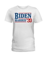 Biden Harris 2020 T Shirt Ladies T-Shirt thumbnail