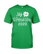 My First ST Patricks Day T Shirt Classic T-Shirt thumbnail