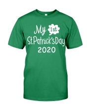 My First ST Patricks Day T Shirt Premium Fit Mens Tee thumbnail