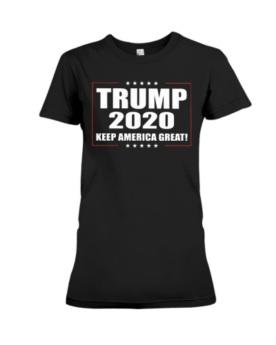Trump 2020 Keep America Great T-Shirt