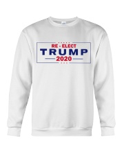 Re-Elect Trump 2020 T Shirt Crewneck Sweatshirt thumbnail