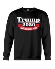 Trump 2020 Make Liberals Cry Again T-Shirt Crewneck Sweatshirt thumbnail