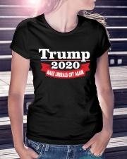 Trump 2020 Make Liberals Cry Again T-Shirt Premium Fit Ladies Tee lifestyle-women-crewneck-front-7