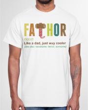 Fathor T Shirt Classic T-Shirt garment-tshirt-unisex-front-03