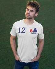 Tom Brady Expos T-Shirt Classic T-Shirt apparel-classic-tshirt-lifestyle-front-43