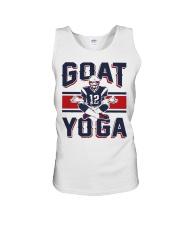 GOAT Yoga T-Shirt Unisex Tank thumbnail