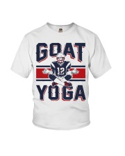GOAT Yoga T-Shirt Youth T-Shirt thumbnail