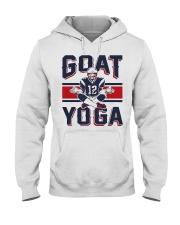 GOAT Yoga T-Shirt Hooded Sweatshirt thumbnail