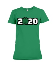 St  Patricks day 2020 T Shirt Premium Fit Ladies Tee front